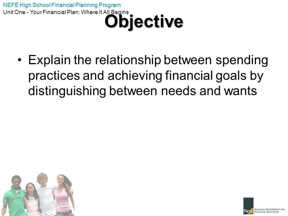 relationship between goals objectives and policies A goal objective provides a vision of what a person wants toachieve a policy may cause people to choose a goal that is easierto implement.
