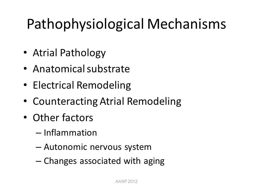 Pathophysiological Mechanisms