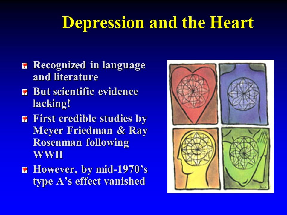 Depression and the Heart