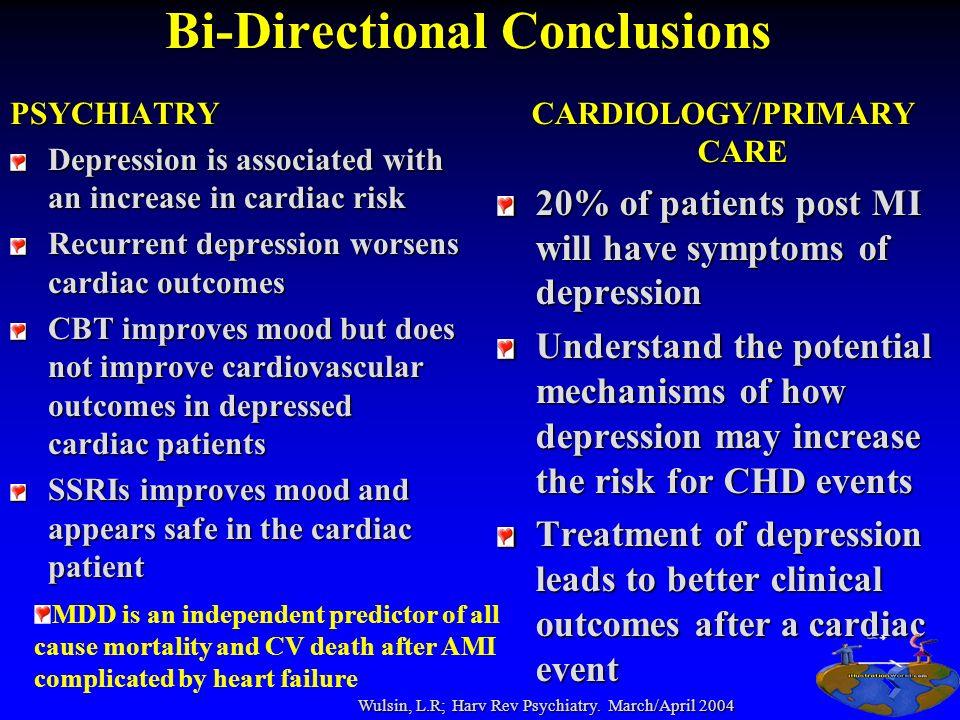 Bi-Directional Conclusions