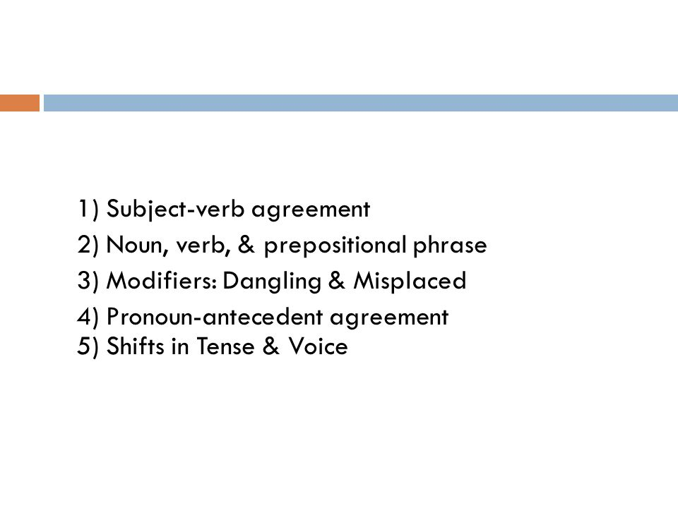 Grammar English II Spring ppt download – Pronoun Antecedent Agreement Worksheet