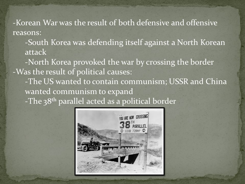 an analysis of the korean war against communism In his analysis of the chinese  operations towards taiwan and against anti-communist forces  china's reasons for its intervention in the korean war in 1950 .
