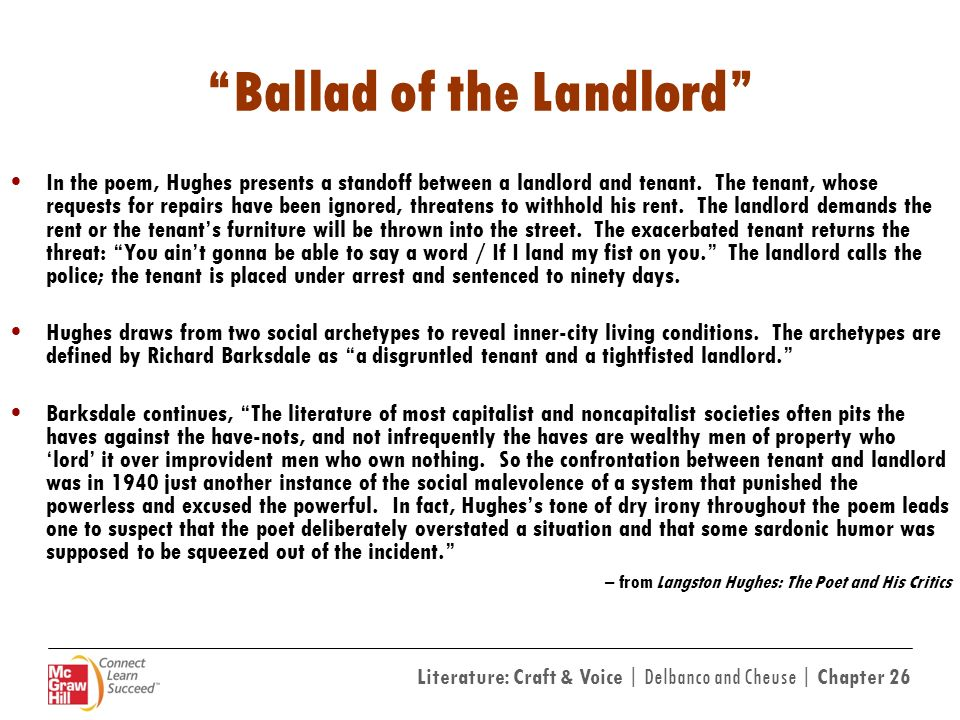 the ballad of a landlord Ballad of the landlord poetry main page  poem titles alphabetized list poetry main page  poem titles alphabetized list  reading / literature  index assigned.