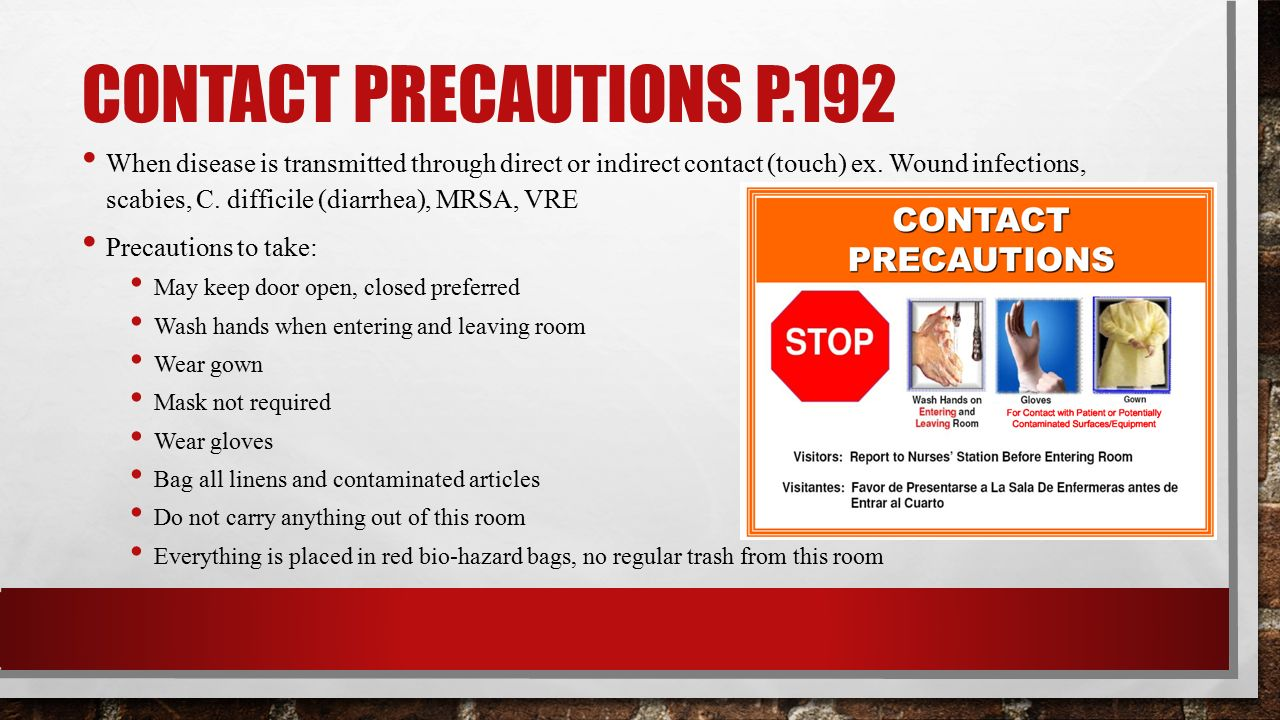 Module C Infection Control Ppt Video Online Download