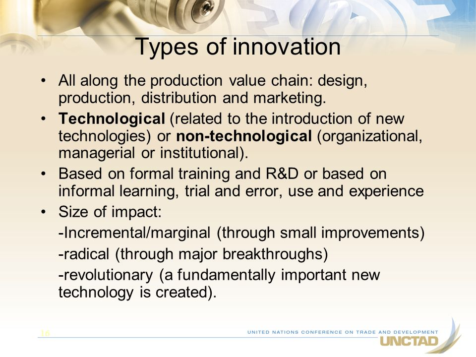 the impacts of innovation and technology on the cost of production The impacts of technological invention on economic growth – a review of the literature andrew reamer1  there is a significant lapse of time from invention to innovation technology is the body of knowledge of techniques, methods, and designs that  computing power at no extra cost, the availability of free smartphone apps, significantly.