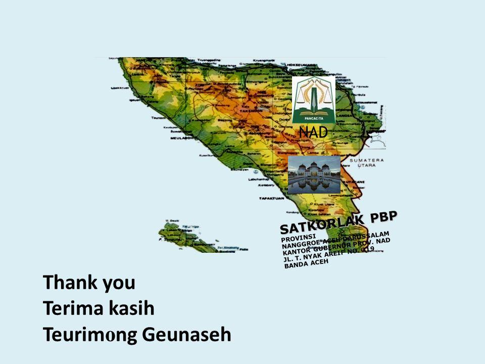 Thank you Terima kasih Teurimong Geunaseh