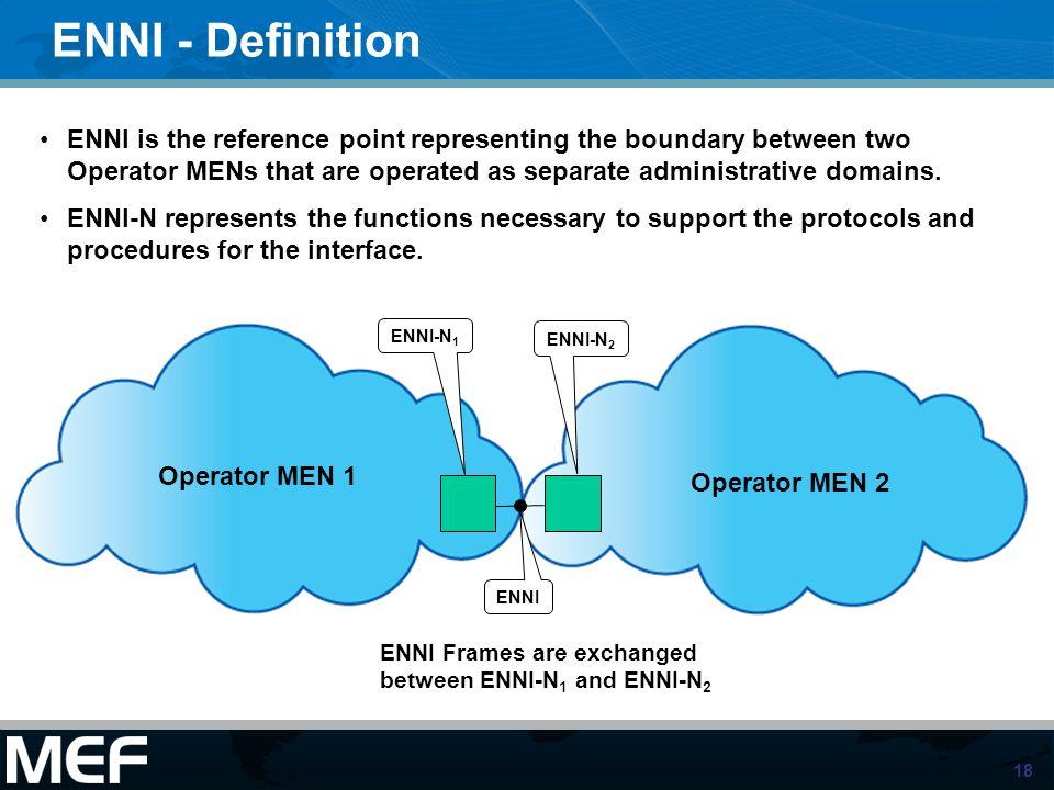 ENNI - Definition