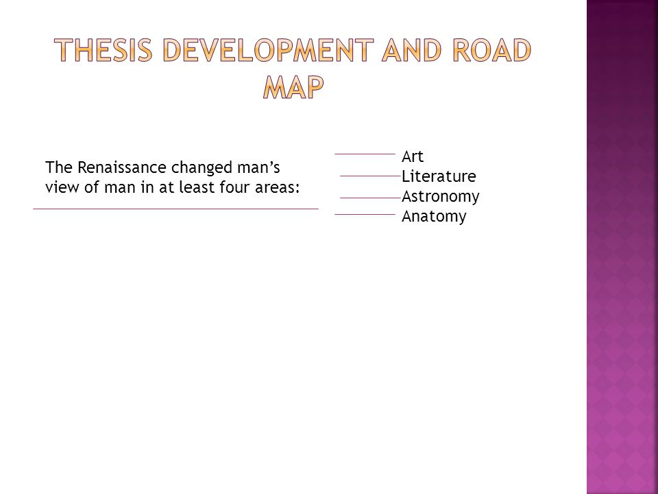 Thesis Statements: The Roadmap To Your Paper « Path To A Polished Paper
