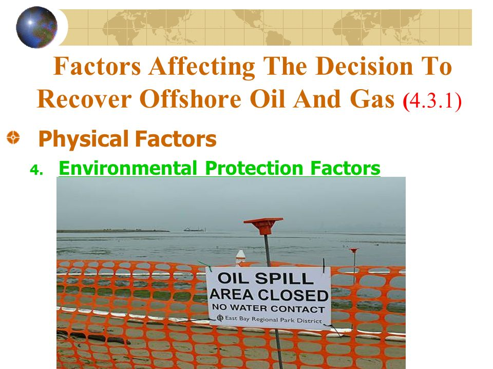 Primary resource activities offshore oil and gas ppt for Does fish oil cause gas