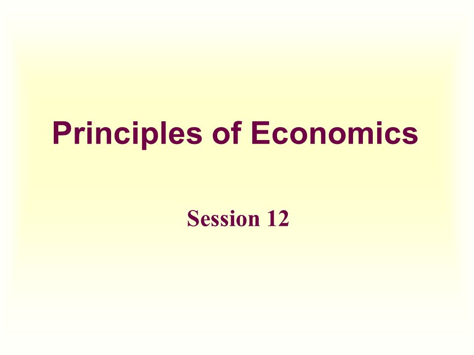 principal of economic Principles of economics v10 is a high quality yet affordable digital and print textbook that can be read and personalized online.