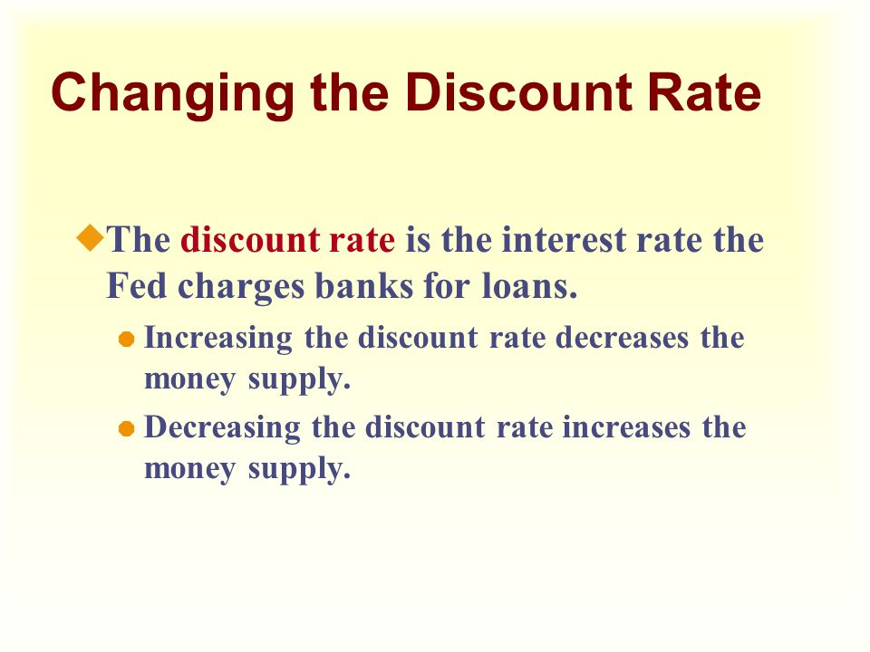 Coupon rate discount rate