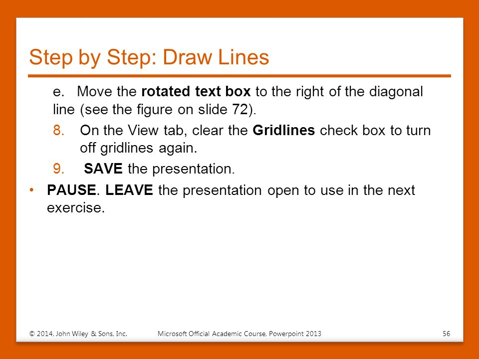 Drawing Lines Shapes Or Text On Bitmaps : Adding graphics to a presentation ppt download
