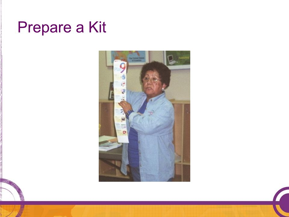 Prepare a Kit