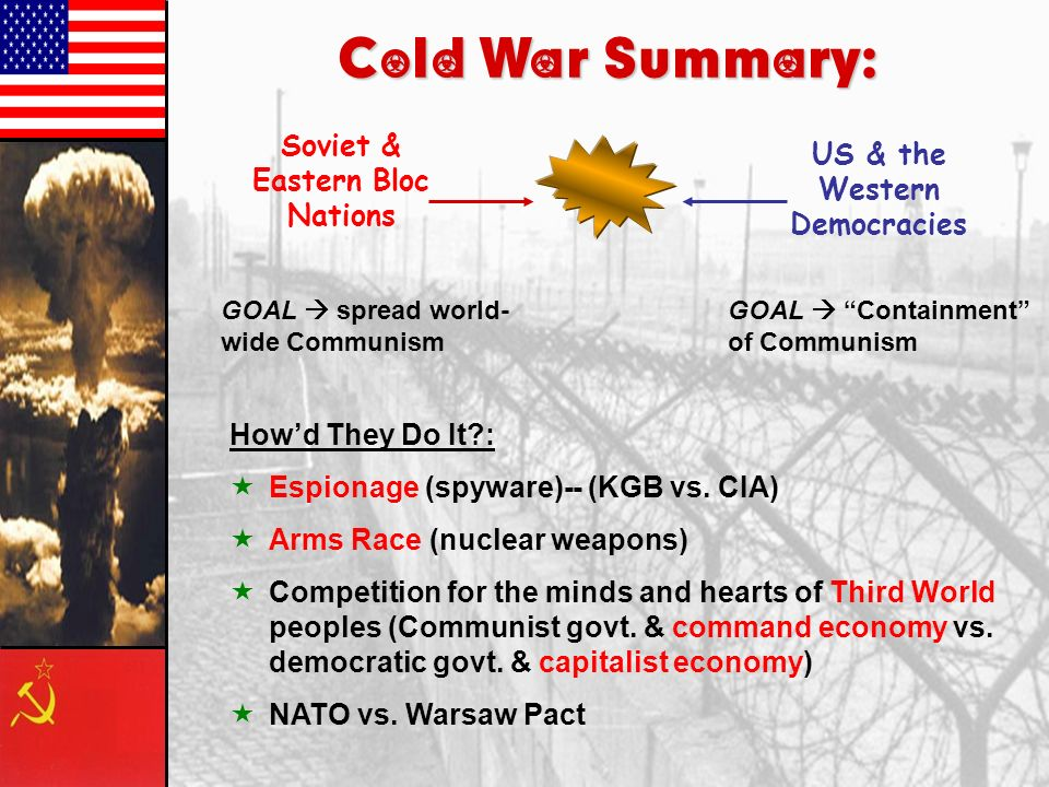 Origins Of The Cold War Ppt Video Online Download