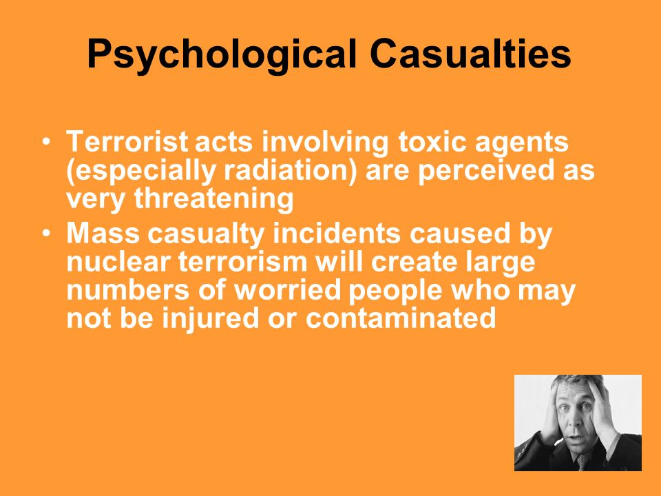 Psychological Casualties