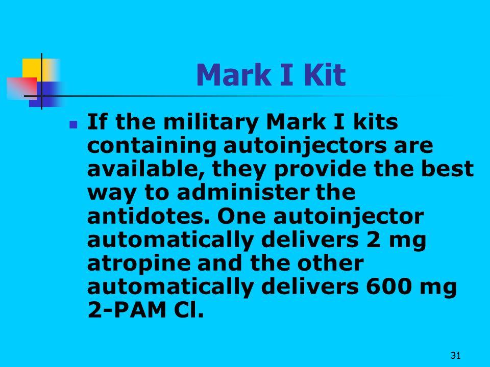 Mark I Kit