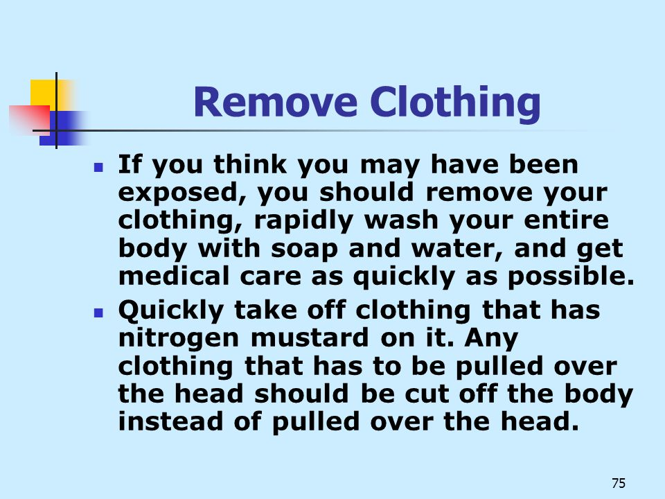 Remove Clothing
