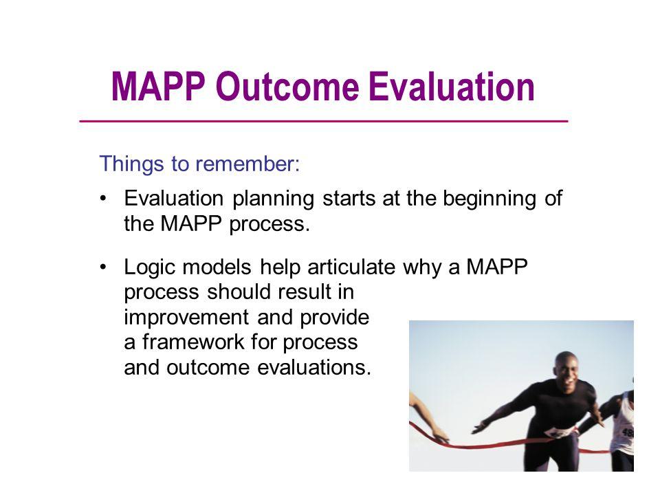 MAPP Outcome Evaluation