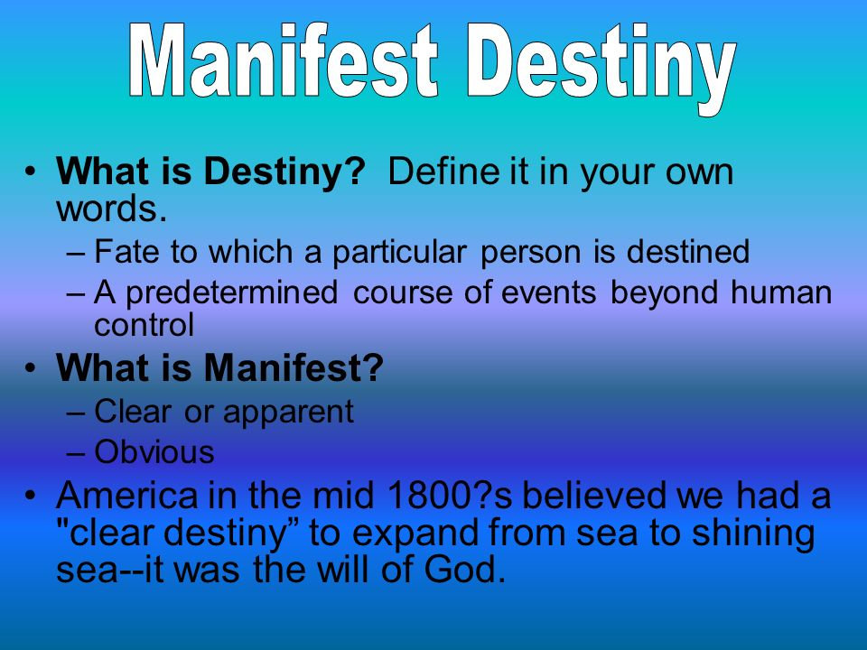 race and manifest destiny pdf