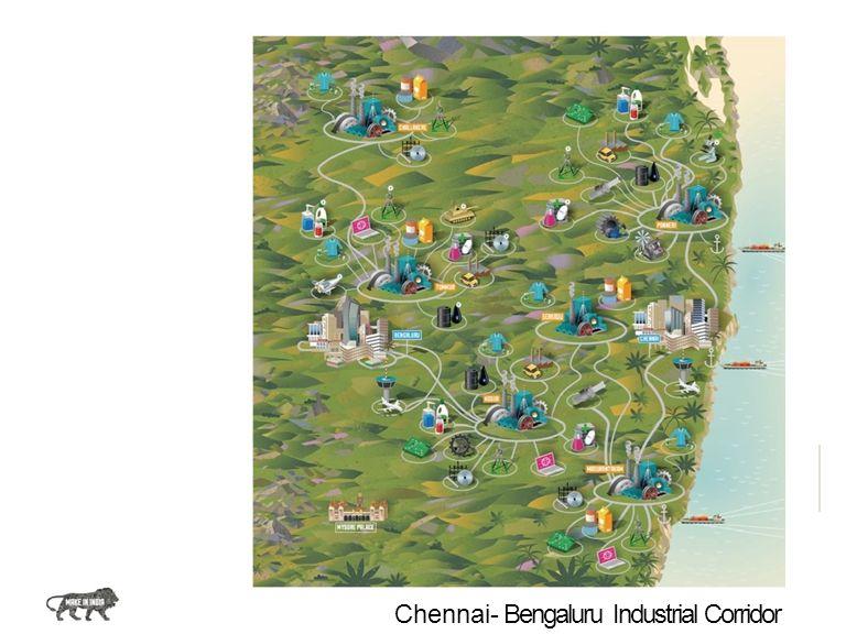 Chennai- Bengaluru Industrial Corridor