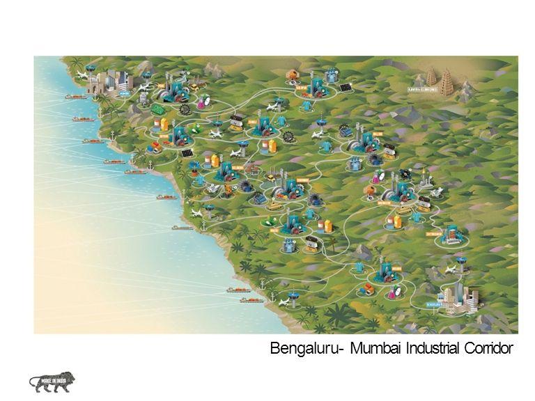 Bengaluru- Mumbai Industrial Corridor