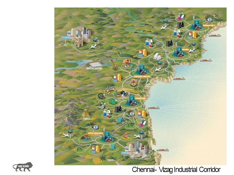 Chennai- Vizag Industrial Corridor