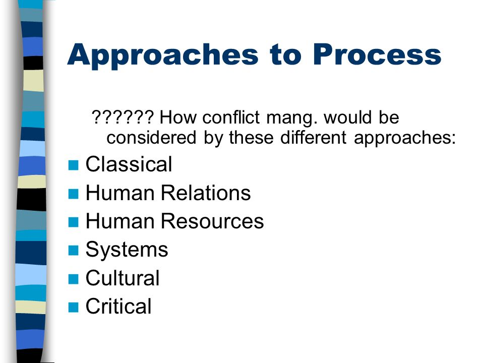 """classical vs human relations approaches to """"compare and contrast the attitudes of the scientific school of management thought (taylor et al) with those of the human relations movement (mayo et al) with."""