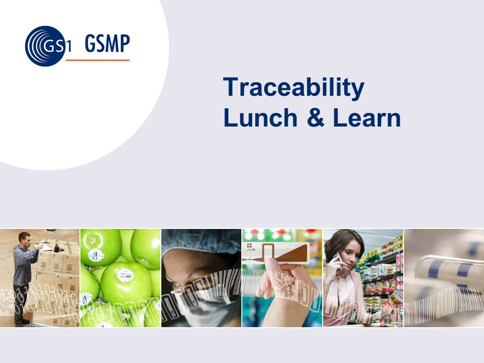 Traceability Lunch & Learn