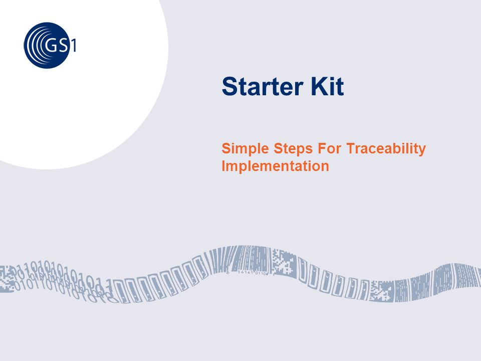 Simple Steps For Traceability Implementation