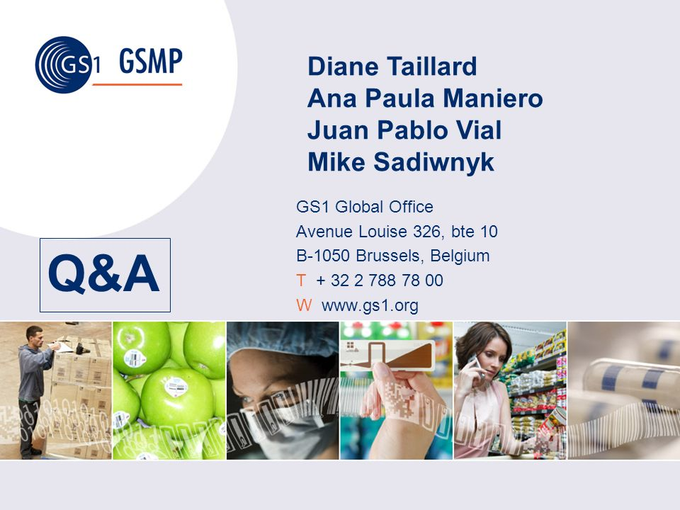 Q&A Diane Taillard Ana Paula Maniero Juan Pablo Vial Mike Sadiwnyk