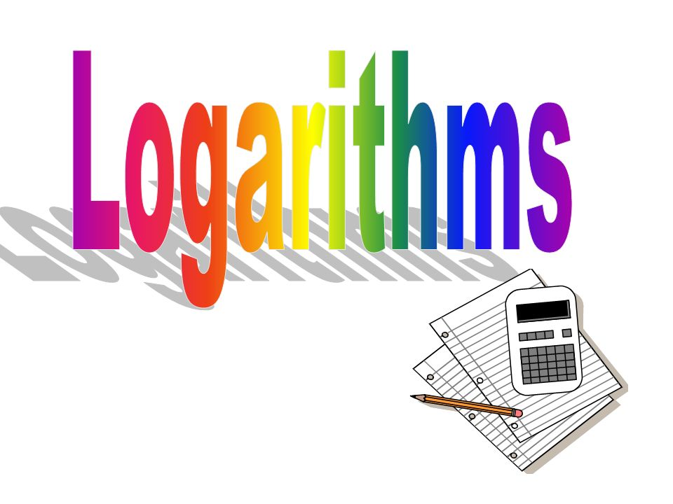 how to solve with logarithms