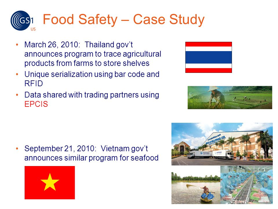Food Safety – Case Study