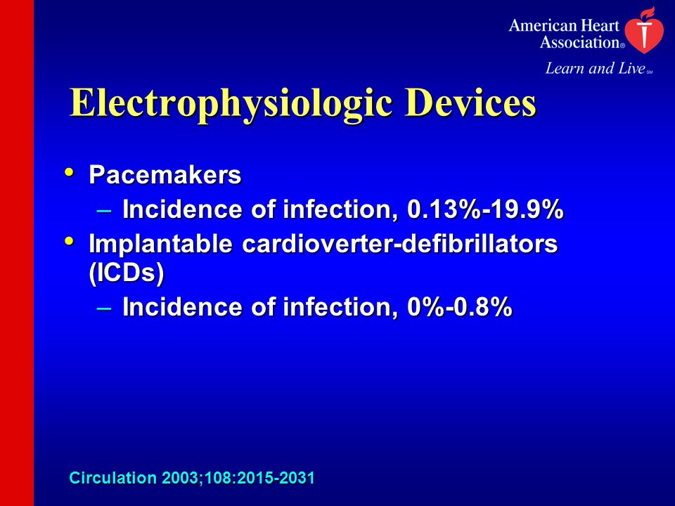 Electrophysiologic Devices