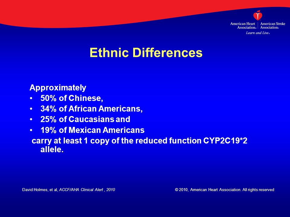 Ethnic Differences Approximately 50% of Chinese,