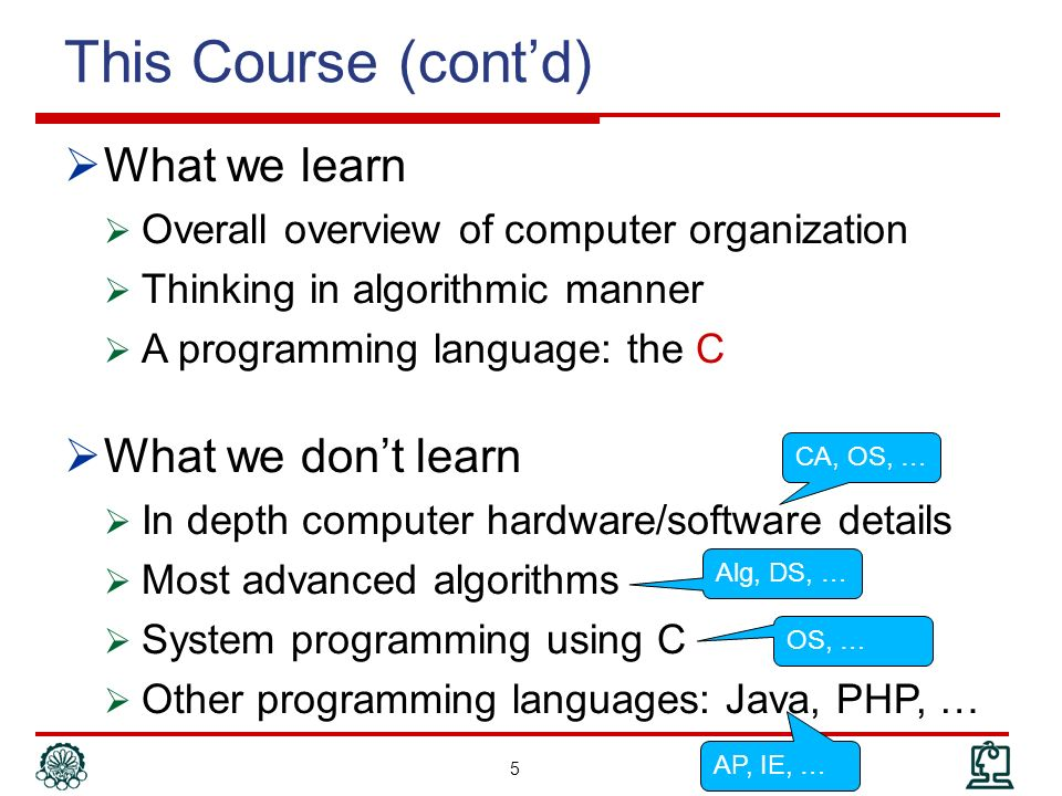 Learn system programming