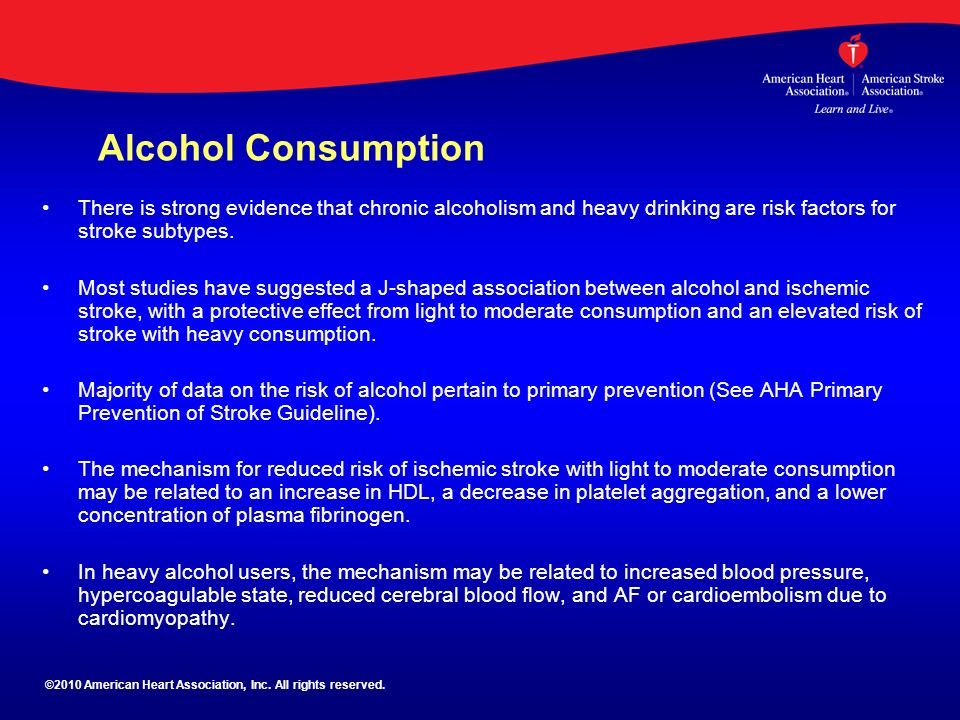 risk factors of alcohol consumption and To provide advice to australians on low risk drinking  high risk alcohol  consumption from an analysis  in the case of recent migrants, factors relating  to their.