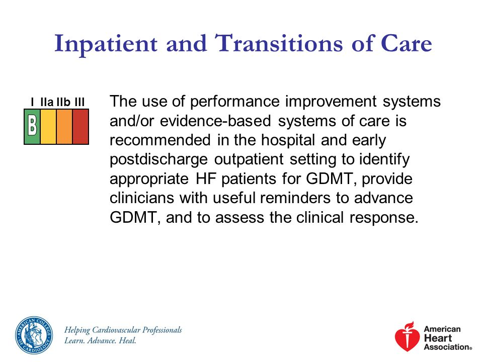 Inpatient and Transitions of Care