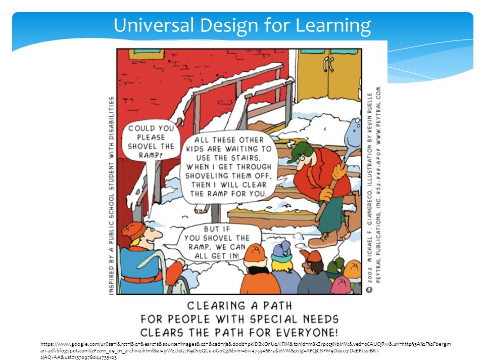 universal design for learning research paper Abstract: the primary market research outlined in this paper was conducted by the universal design for learning udl is an approach to instruction, learning.
