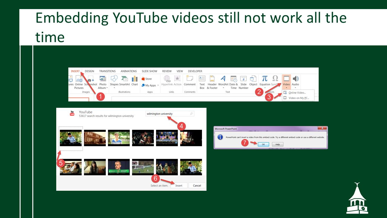 50 Embedding Youtube Videos Still Not Work All The Time