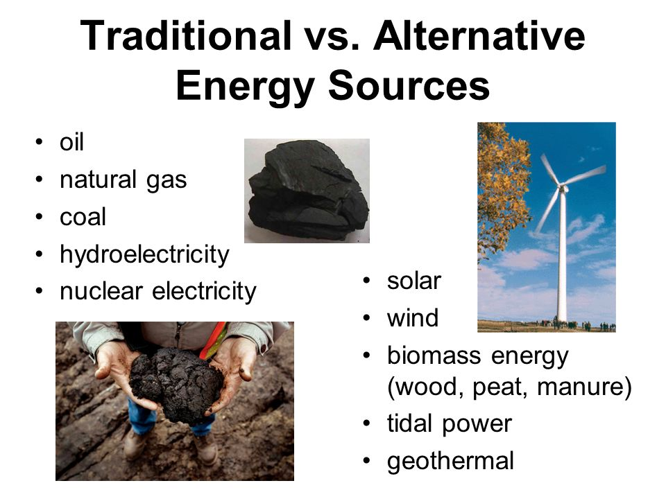 Advantages Of Natural Gas Over Other Sources Of Energy