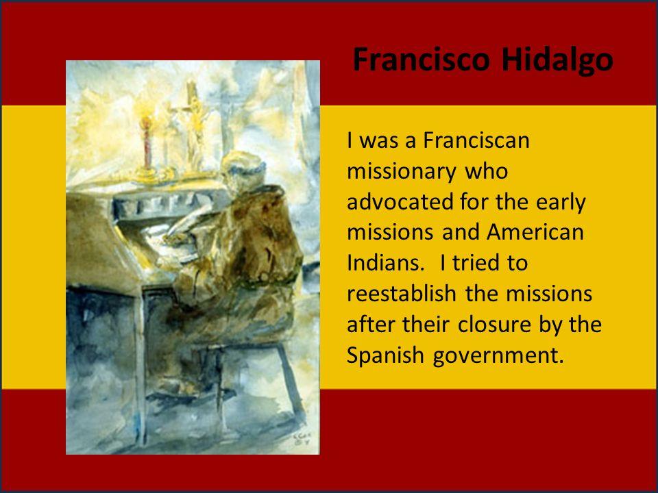 Francisco Hidalgo