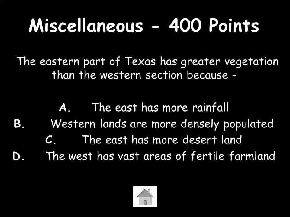 Miscellaneous - 400 Points