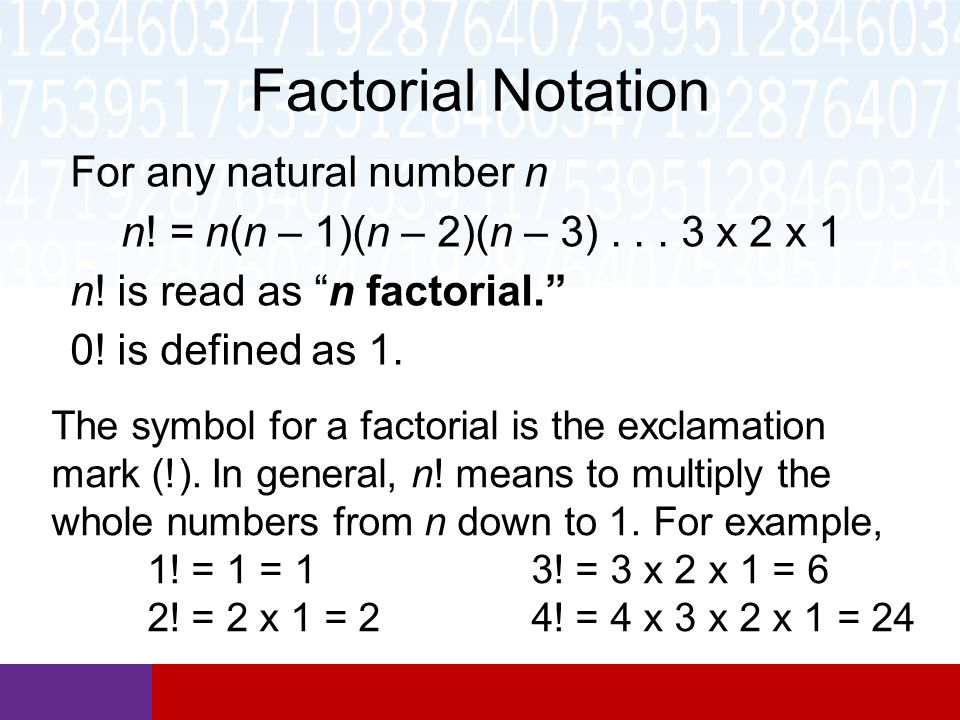The Fundamental Counting Principle and Permutations - ppt ...