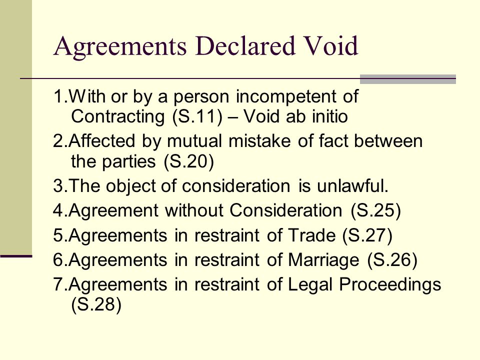 The Indian Contract Act Ica Ppt Video Online Download