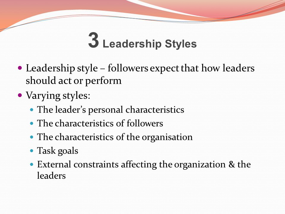 Leadership Style at Ford Motor Company