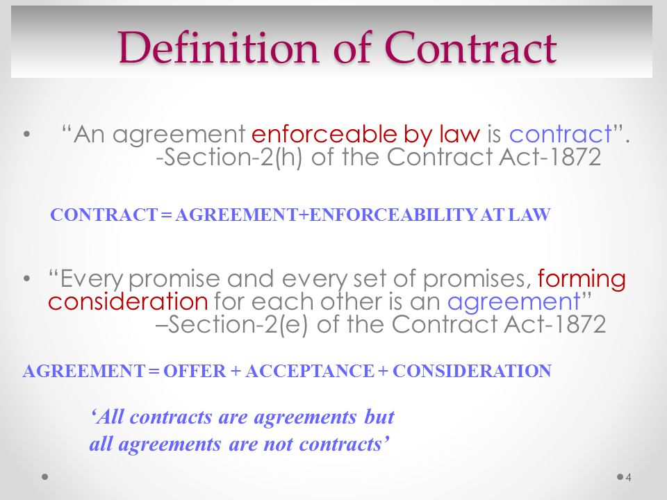 The contract act 1872 compiled by jbsc ppt video online download but all agreements are not contracts definition of contract platinumwayz