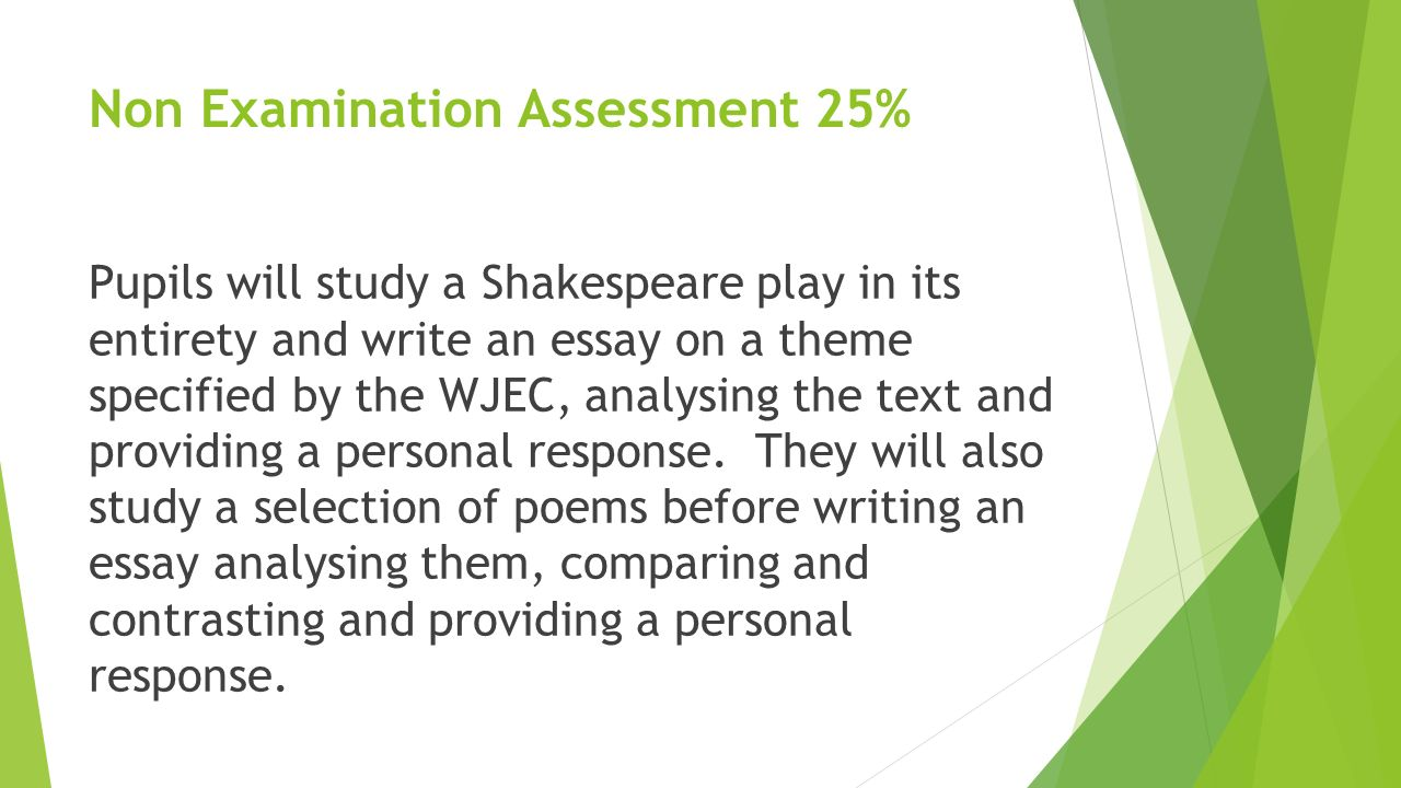 examine assess essays 2018 teacher assessment exemplification: examples of pupils' work to support teachers' assessment of english writing at the end of key sample and test.