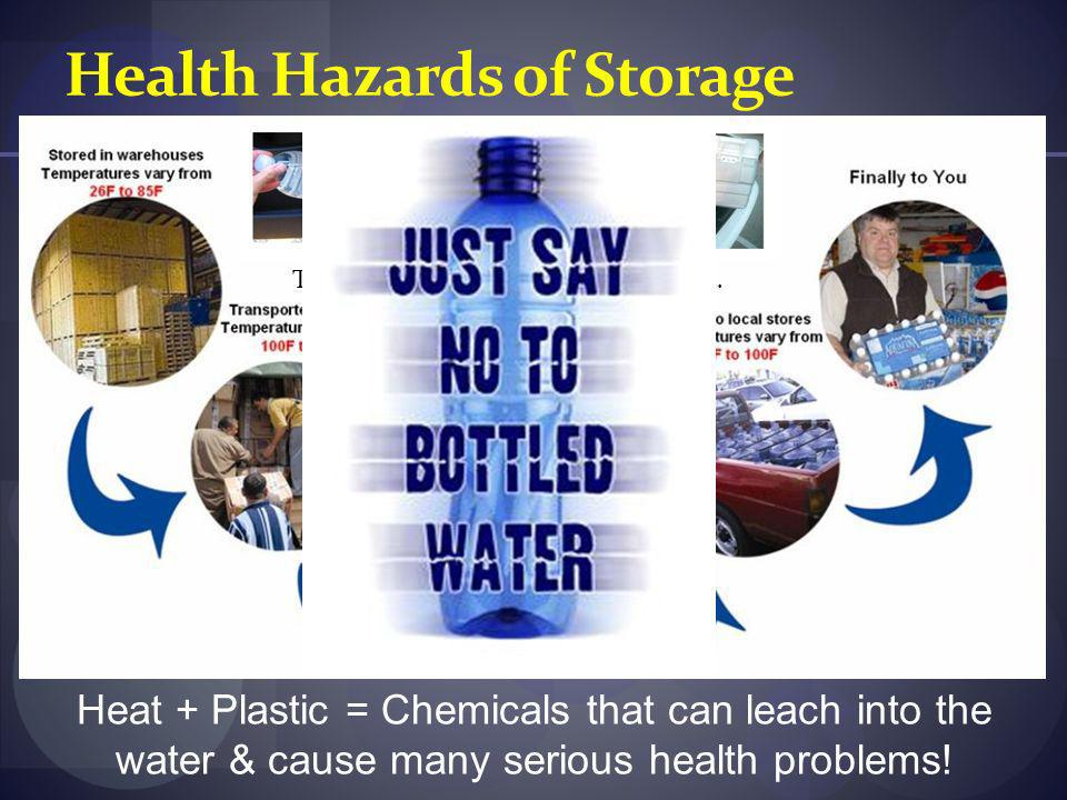 Health Hazards of Storage