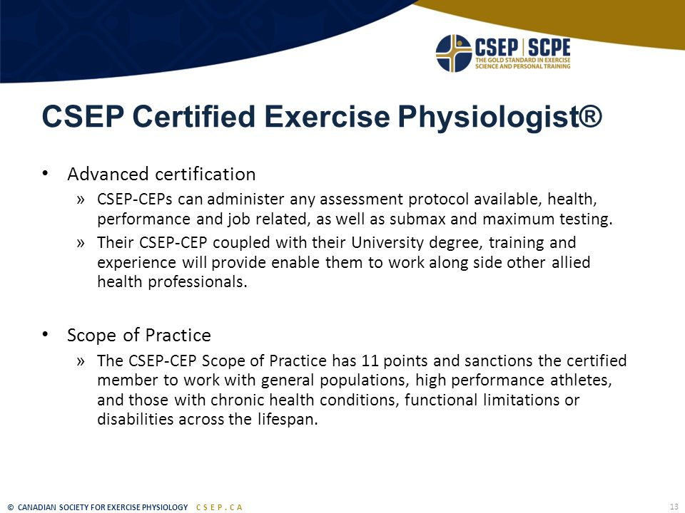 jobs with an exercise science degree