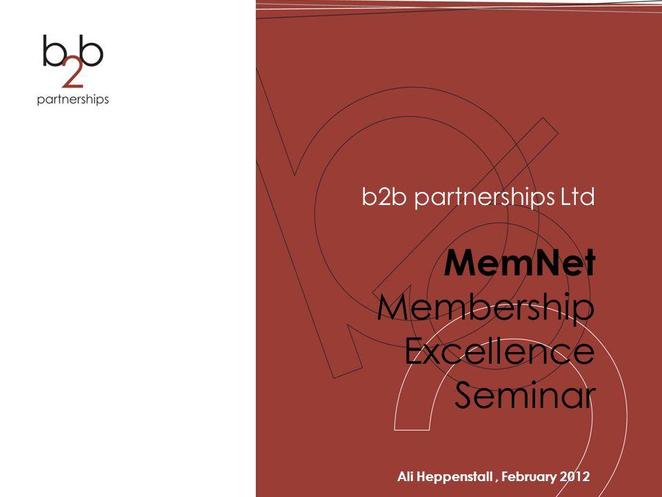 Membership Excellence Seminar